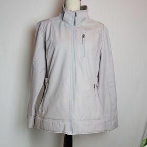 Women's Jacket XL Free Country Beige Coat Like New